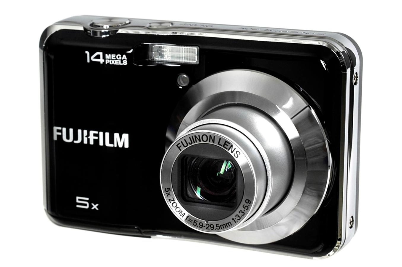 appareil photo compact fujifilm ax 300 noir darty. Black Bedroom Furniture Sets. Home Design Ideas