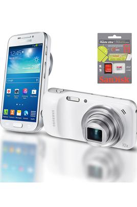 Samsung GALAXY S4 ZOOM BLANC + 32 GO