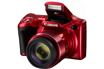 Appareil photo bridge POWERSHOT SX420 IS ROUGE Canon