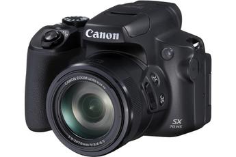 Appareil photo bridge Canon PowerShot SX70 HS