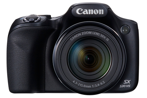 Canon POWERSHOT SX530 HS+HOUSSE+CARTE SD 16GO