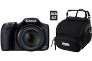 Appareil photo bridge POWERSHOT SX530 HS+HOUSSE+CARTE SD 16GO Canon