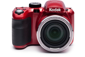 Appareil photo bridge PIXPRO AZ421 ROUGE Kodak