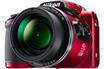 Appareil photo bridge COOLPIX B500 ROUGE Nikon