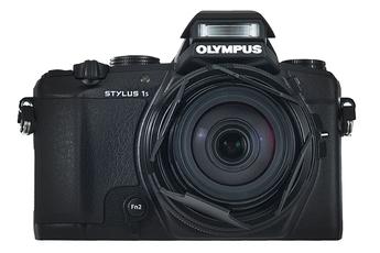 Appareil photo bridge STYLUS 1S NOIR Olympus