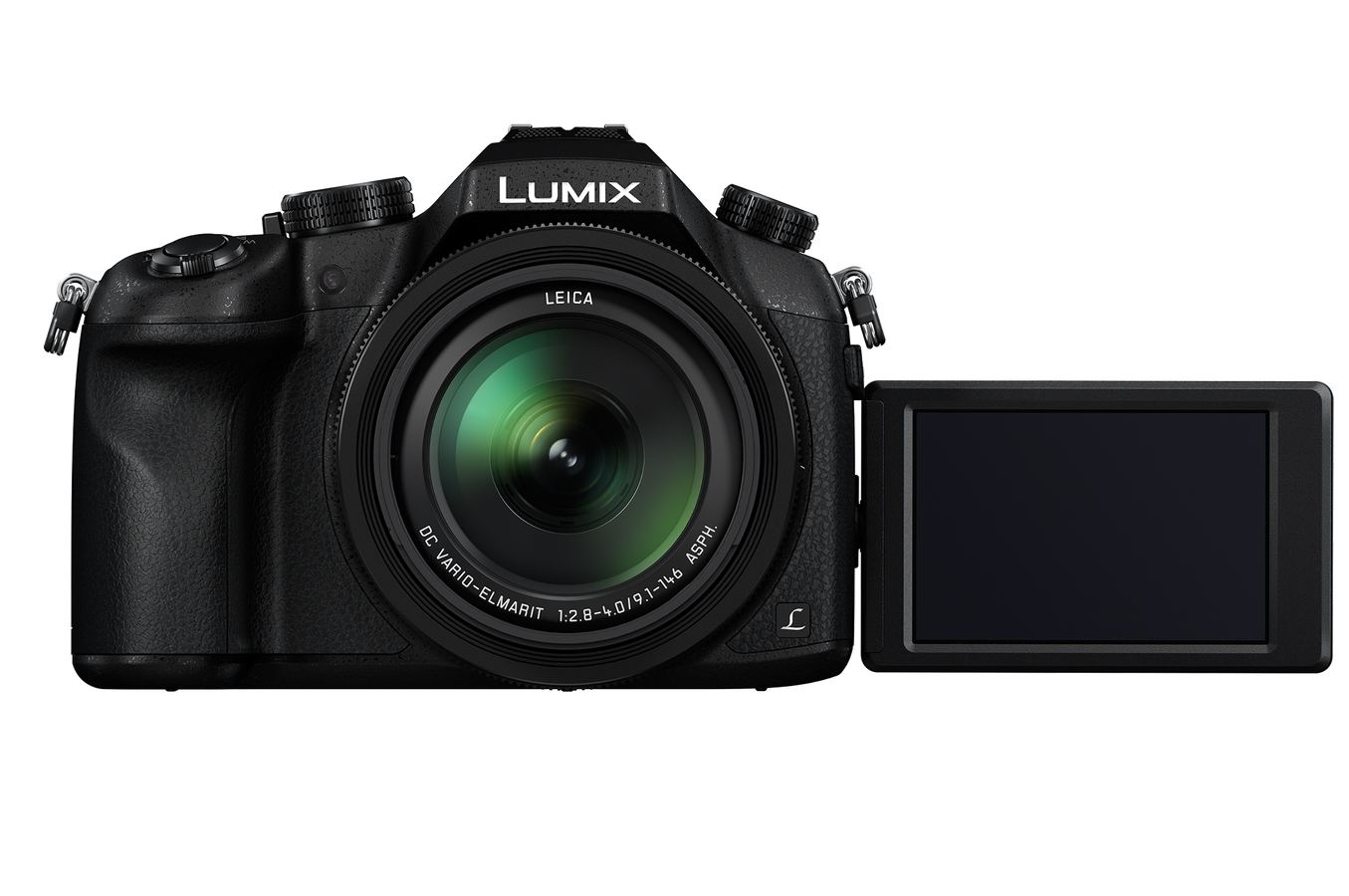 Appareil photo bridge panasonic lumix fz1000 noir lumix for Changer ecran appareil photo lumix