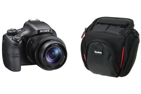 """L' appareil photo bridge Sony HX400V est doté d'un capteur Haute Sensibilité CMOS Exmor R de 20,4 millions de pixels, conçu pour capturer des images nettes et avec un """"bruit"""" très réduit, même dans des conditions de faible luminosité. Cela perme"""