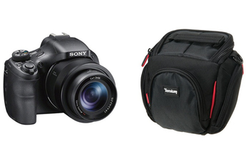 Appareil photo bridge DSC-HX400V+HOUSSE Sony