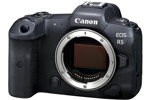 Canon EOS R5 BOITIER NU
