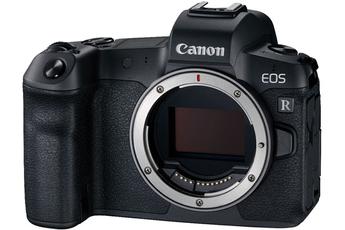 Appareil photo hybride Canon EOS R Nu