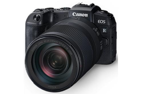 Canon KIT RP 24-240 + 2ème batterie