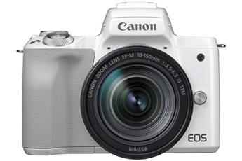 EOS M50 + EF-M 18-150 mm f/3.5-6.3 STM