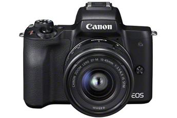 EOS M50  + EF-M 15-45 MM F/3.5-6.3 STM
