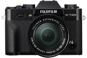 Appareil photo hybride Fujifilm X-T20 + XC 16-50MM F3.5-5.6 OIS II NOIR