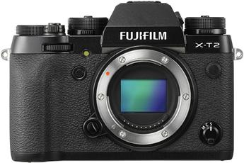 Appareil photo hybride X-T2 NU NOIR Fujifilm