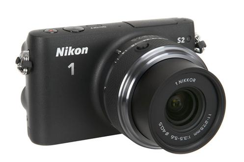 Appareil photo hybride 1 S2 Noir + 11-27,5 mm Nikon