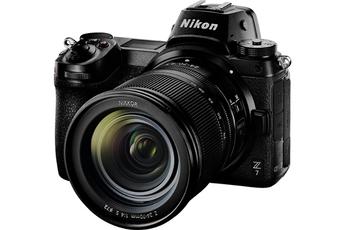 Appareil photo hybride Nikon Z 6+24-70+BAGUE ADAPT F