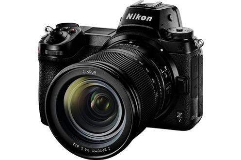 Nikon NIKON Z 7+24-70+BAGUE F