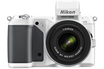 Appareil photo hybride 1 V2 10-30MM KIT BLANC Nikon