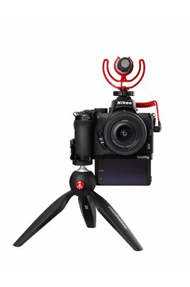Nikon Z 50 + Z 16–50mm f/3.5-6.3 DX VLOGGER KIT