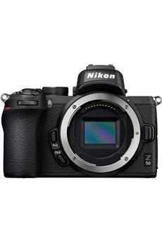 Appareil photo hybride Nikon Z 50 + BAGUE FTZ