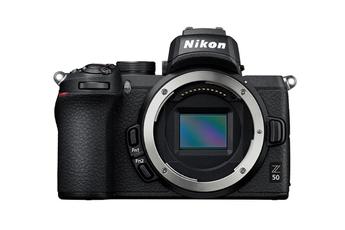 Appareil photo hybride Nikon Z 50 NU