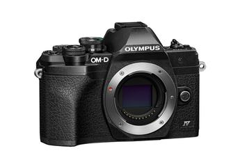 Appareil photo hybride Olympus E-M10 MKIV NU NOIR