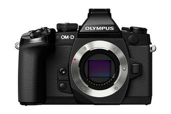 Appareil photo hybride OLYMPUS OM-D E-M1 Olympus