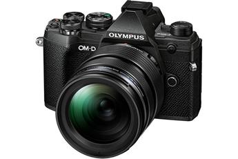 Appareil photo hybride Olympus OM-D E-M5 MARK III NOIR + ED...
