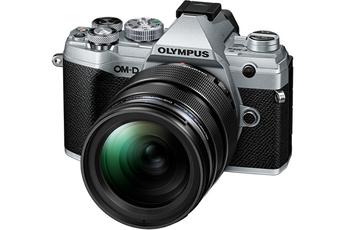 Appareil photo hybride Olympus OM-D E-M5 MARK III SILVER + ED...