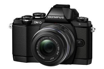 Appareil photo hybride E-M10 NOIR + 14-42MM Olympus