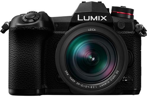Panasonic DC-G9 Noir + Objectif Leica DG Vario-Elmar 12-60 mm f/2.8-4.0 Asph Noir