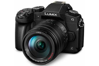 Appareil photo hybride LUMIX DMC-G80 + 14-140MM NOIR Panasonic