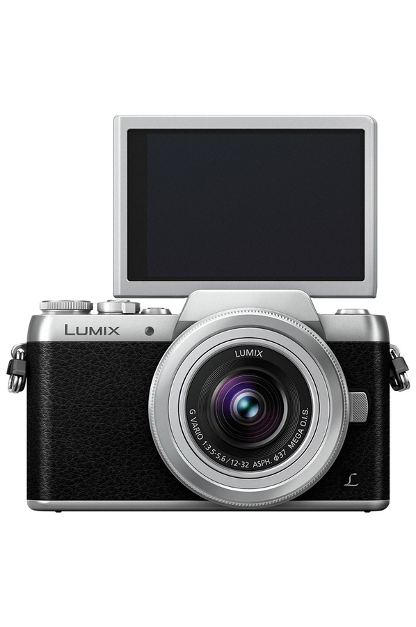 Appareil photo hybride panasonic dmc gf7kef s 12 32mm for Changer ecran appareil photo lumix