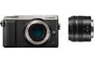 Appareil photo hybride LUMIX DMC-GX80JEF-S + 14-42mm Panasonic
