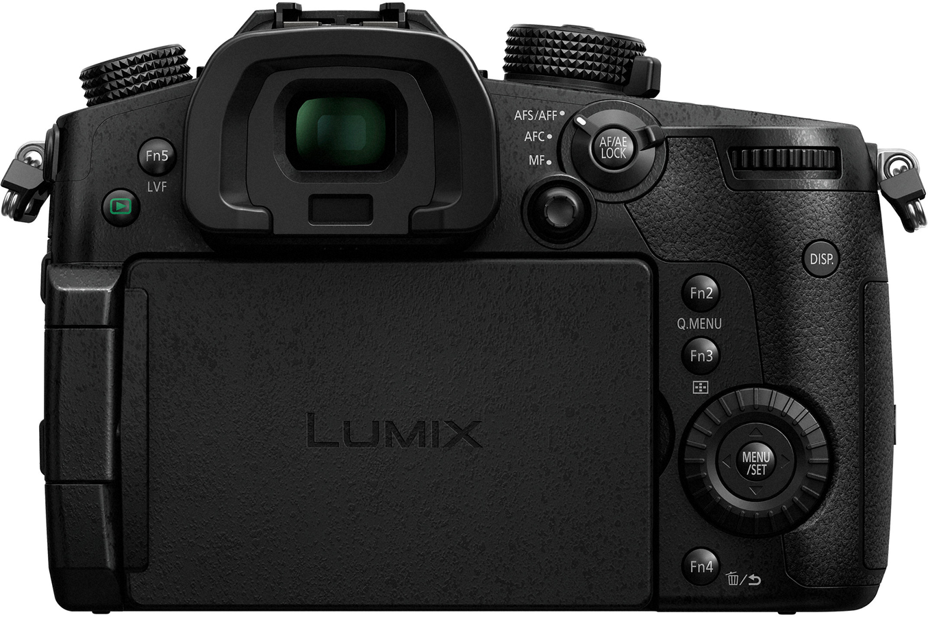 Appareil photo hybride panasonic lumix dc gh5 dc gh5ef k for Changer ecran appareil photo lumix