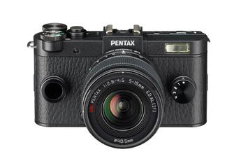 Appareil photo hybride Q-S1 NOIR + 5-15MM Pentax