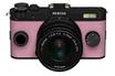 Appareil photo hybride Q-S1 NOIR ROSE + 5-15MM Pentax