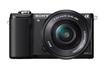 Sony A5000 NOIR + 16-50MM photo 3