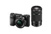 Appareil photo hybride A6000 NOIR + 16-50 MM + 55-210 MM Sony