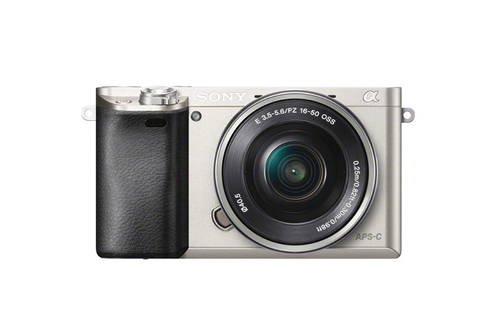 SONY Alpha 6000 16-50 silver ILCE6000LS.CEC