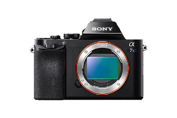 Appareil photo hybride SONY ALPHA 7S Sony