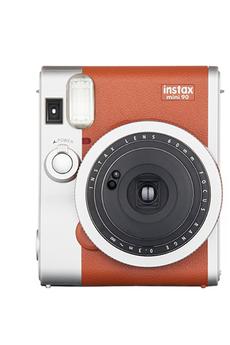 Appareil photo instantané Fujifilm INSTAX MINI 90 Marron Clair