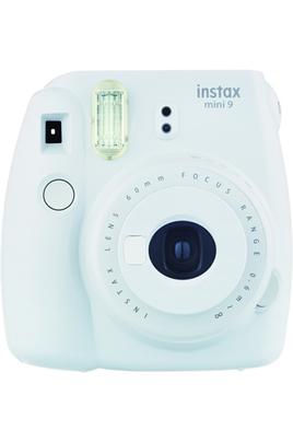Appareil photo instantané INSTAX MINI 9 BLANC CENDRÉ Fujifilm