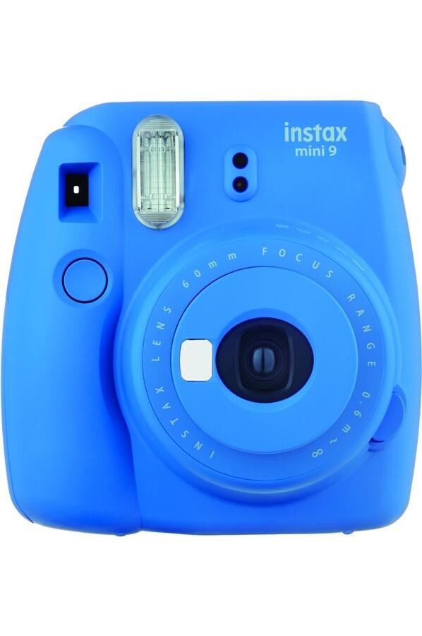Appareil photo instantan fujifilm instax mini 9 bleu for Housse instax mini 9
