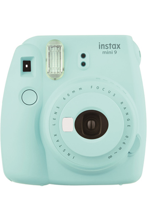 appareil photo instantan fujifilm instax mini 9 bleu givr darty. Black Bedroom Furniture Sets. Home Design Ideas