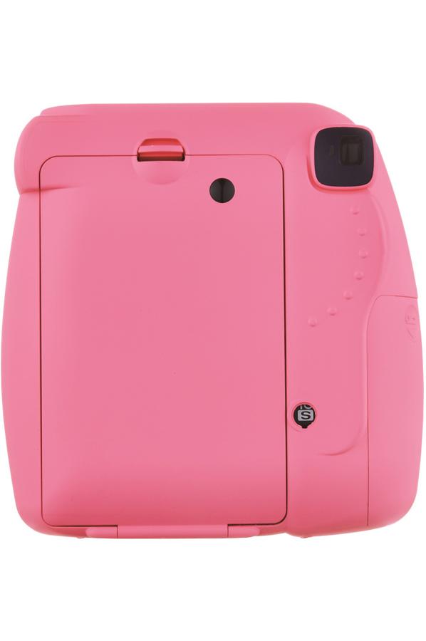 appareil photo instantan fujifilm instax mini 9 rose corail 4323211 darty. Black Bedroom Furniture Sets. Home Design Ideas