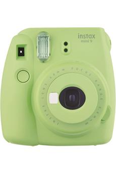 Appareil photo instantané INSTAX MINI 9 VERT CITRON Fujifilm