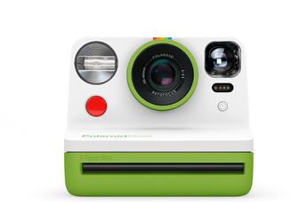 Polaroid Now Appareil Photo instantané i-Type Vert et Blanc