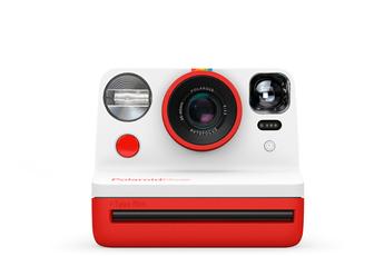 Polaroid Now Appareil Photo instantané i-Type Rouge et Blanc